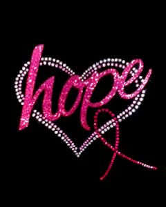 HOPE HEART MIXED MEDIA