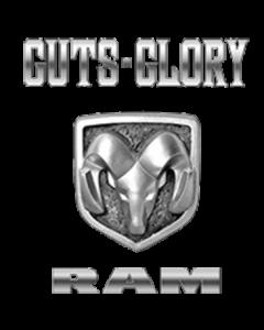 GUTS AND GLORY RAM