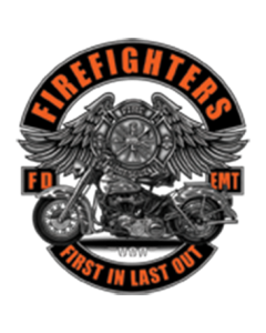 FIREFIGHTERS BIKE AND WINGS