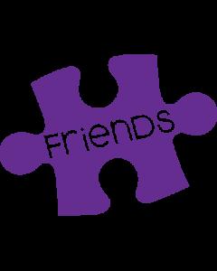 BEST FRIENDS PUZZLE PIECE