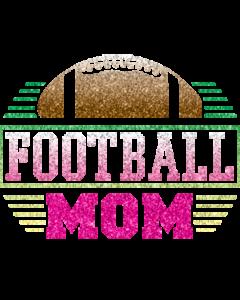 FOOTBALL MOM GLITTER