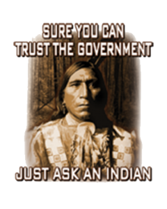 TRUST GOVERNMENT INDIAN