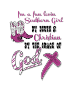 CHRISTIAN BY GRACE OF GOD