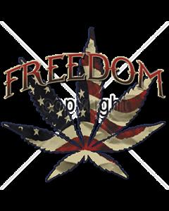 FREEDOM WITH LEAF