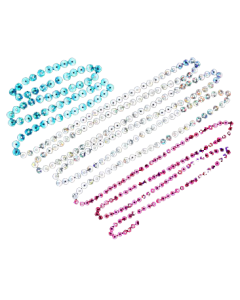 LARGE BRUSHED HEART SEQUIN