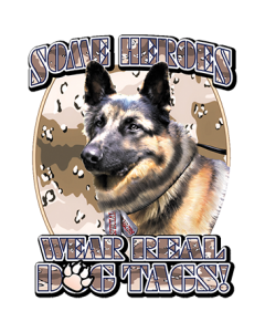 WEAR REAL DOG TAGS MILITARY 1/13
