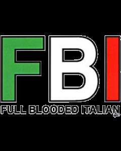 FBI-FULL BLOODED ITALIAN