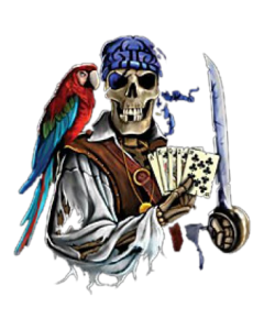 DEAD MANS HAND~PIRATE   37