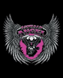 ASPHALT ANGELS - LARGE WITH WINGS