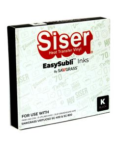 SISER EASYSUBLI INK BLACK