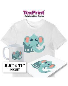 TEXPRINT R PAPER 8.5 X 11