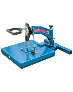 Hix Swingman 15x15 Heat Press