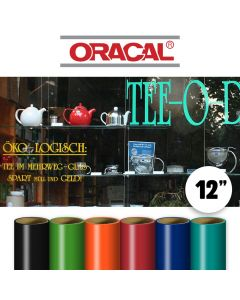 Oracal 641 Matte Sign Vinyl