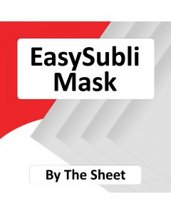 SISER EASYSUBLI MASK BY THE SHEET 11x16.5